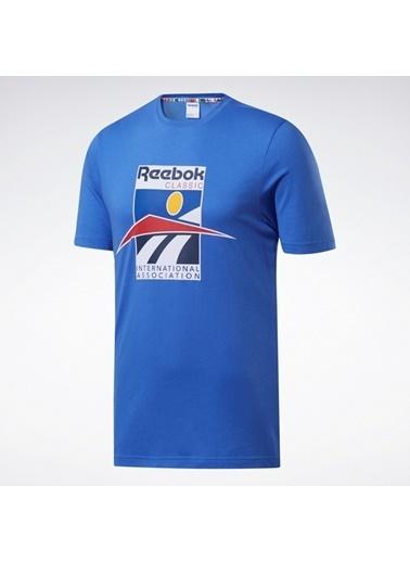 Reebok Classıcs Tışort Mavi
